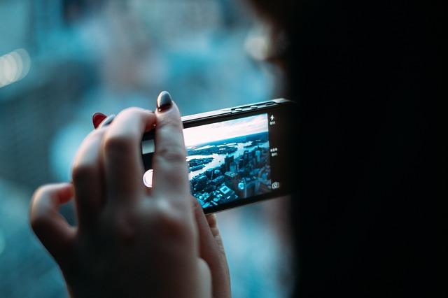 lente app smartphone