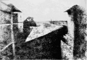 la fotografia mas antigua