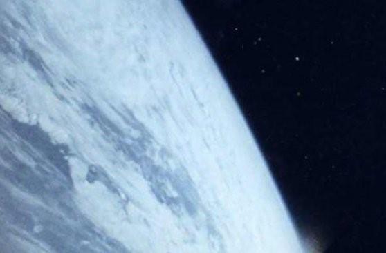 primera fotografía del espacio
