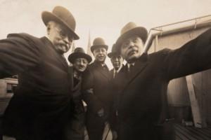 selfie historico