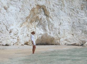 retrato playa