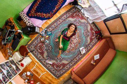 La habitación # 205 - Gulle, Estambul, Turquía