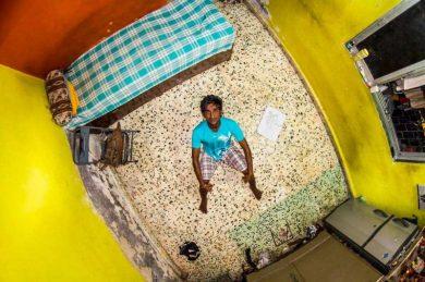 La habitación # 326 - Nikesh, Mumbai, India