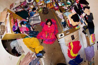 La habitación # 583 - Amara, Chihuahua, México